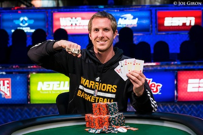 2014 World Series of Poker Day 27: Dan Kelly Wins LHE, 2nd Bracelet; Michael Drummond Wins... 101
