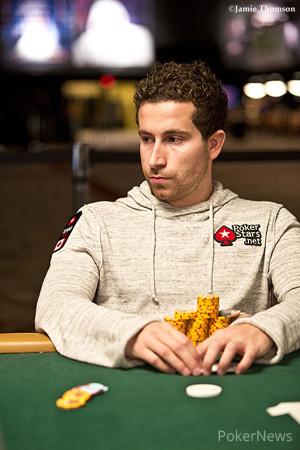 WSOP día 29: Abe Mosseri lidera el asalto al Poker Player's Championship 103