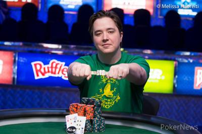 WSOP día 29: Abe Mosseri lidera el asalto al Poker Player's Championship 101