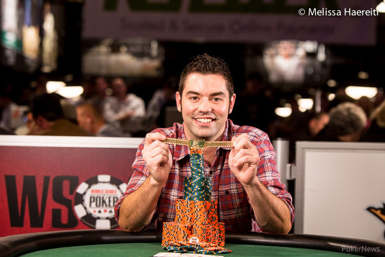 2014 WSOP Day 31: Ο John Hennigan κατακτά το K Poker Players' Championship... 101