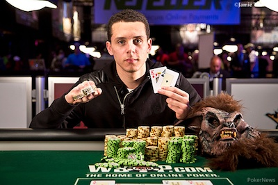 Día 35 WSOP 2014: Big One for One Drop se detiene antes de la burbuja; Pingray, Moshe ganan... 101