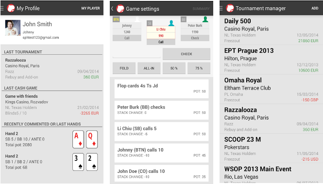 Check Out the Best Mobile App for Poker Players: Share Poker Hands 101