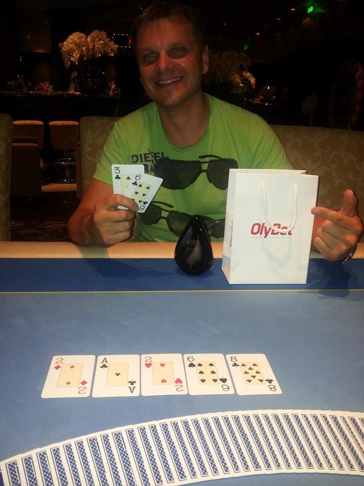 """""""Summer Rock Poker Session"""" serijos starte - Dariaus Šimkaus pergalė 101"""