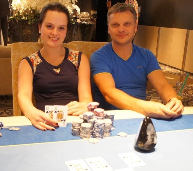"""Monika Narmontaitė - trečiojo """"Summer Rock Poker Session"""" serijos turnyro čempionė 102"""