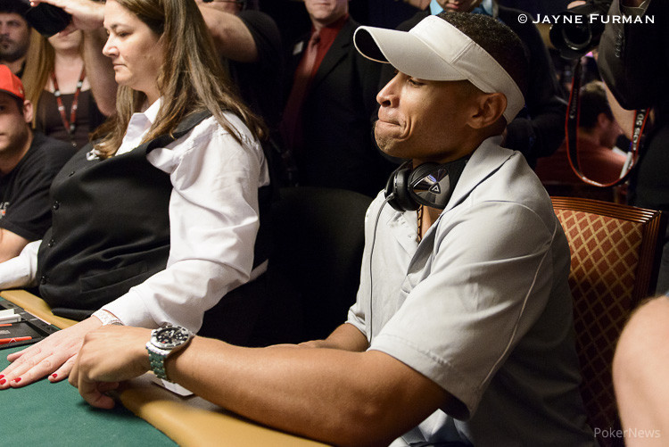 Five Simultaneous All-Ins Create Exciting Money Bubble at WSOP Main Event 103
