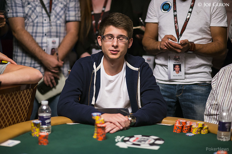 Five Simultaneous All-Ins Create Exciting Money Bubble at WSOP Main Event 104
