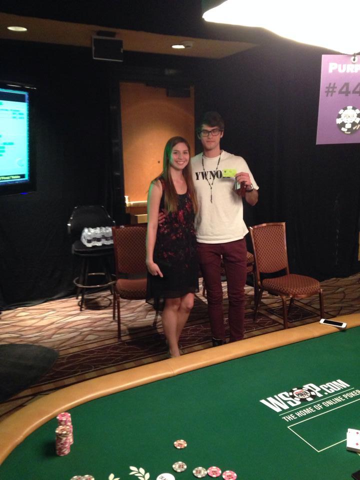 Lietuvių viešnagė Las Vegase baigėsi Tomo Tamašausko pergale šalutiniame turnyre! 101