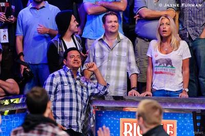 WSOP 2014: Finalisti znani – v vodstvu Jorryt van Hoof, Newhouse drugič zapored na finalko 103