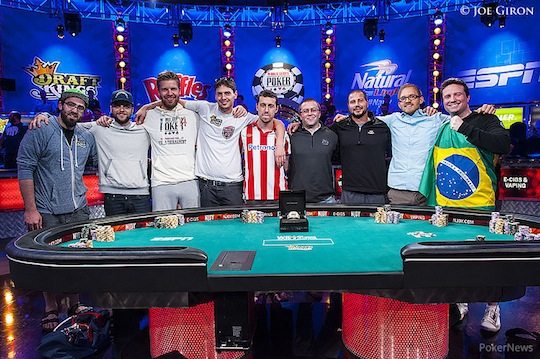 Todos los perfiles de la mesa final del Main Event de las World Series of Poker 2014 101