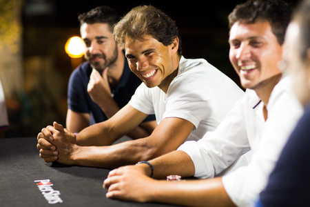 PokerStars' Rafa Nadal Hosts Home Game; Juan Carlos Navarro Claims Title 101