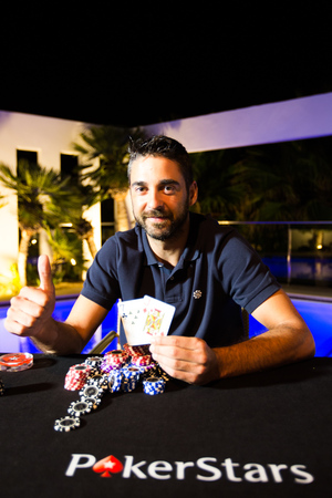 PokerStars' Rafa Nadal Hosts Home Game; Juan Carlos Navarro Claims Title 104
