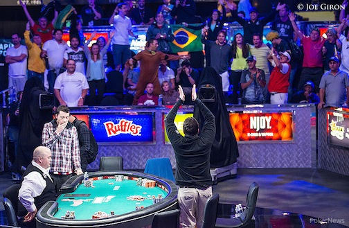 2014 WSOP November Nine: Bruno Politano Becomes First Brazilian November Niner 101