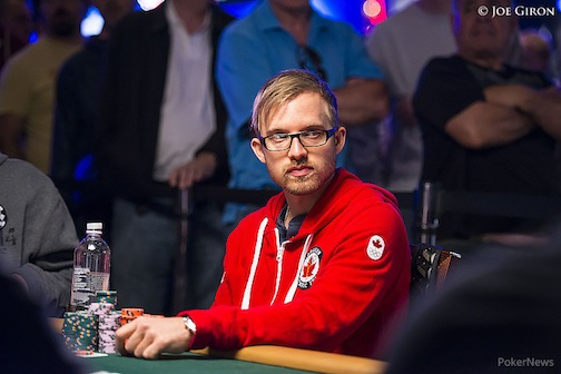 2014 WSOP November Nine: Sweden's Martin Jacobson Rides Day 1 Chip Lead to Final Table 101