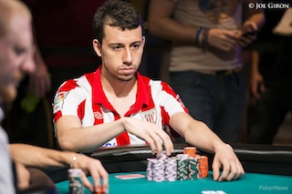 2014 WSOP November Nine: Get to Know Spain's Andoni Larrabe 101