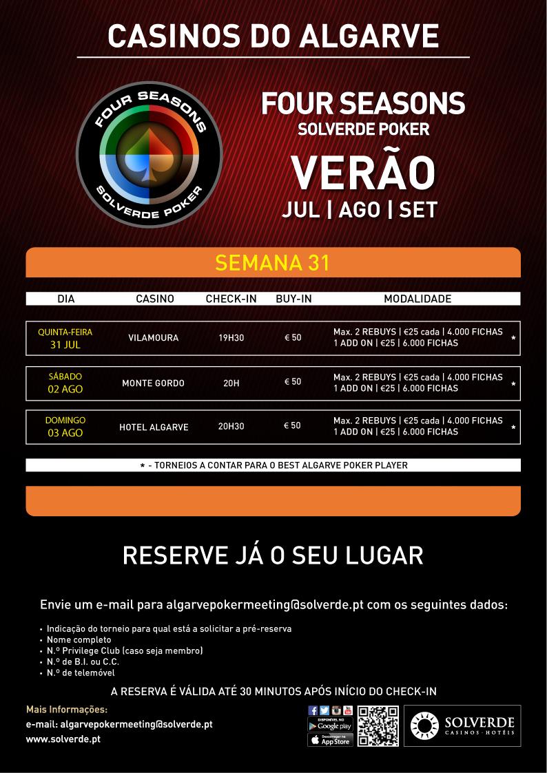 Fim de Semana de Poker no Algarve Arranca Hoje em Vilamoura 101