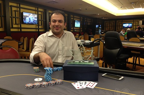 CPT Summer Showdown Day 7: Allon Allison Wins High Roller 101