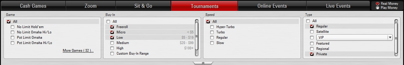 PokerStars 7: A New Look to your Favourite Poker Client 102