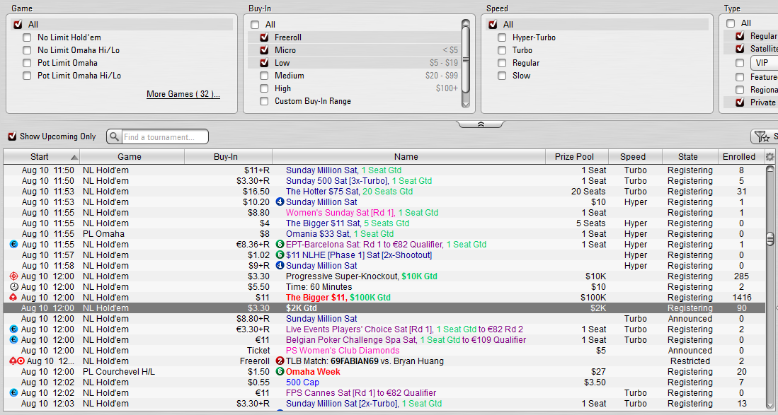 PokerStars 7: A New Look to your Favourite Poker Client 104