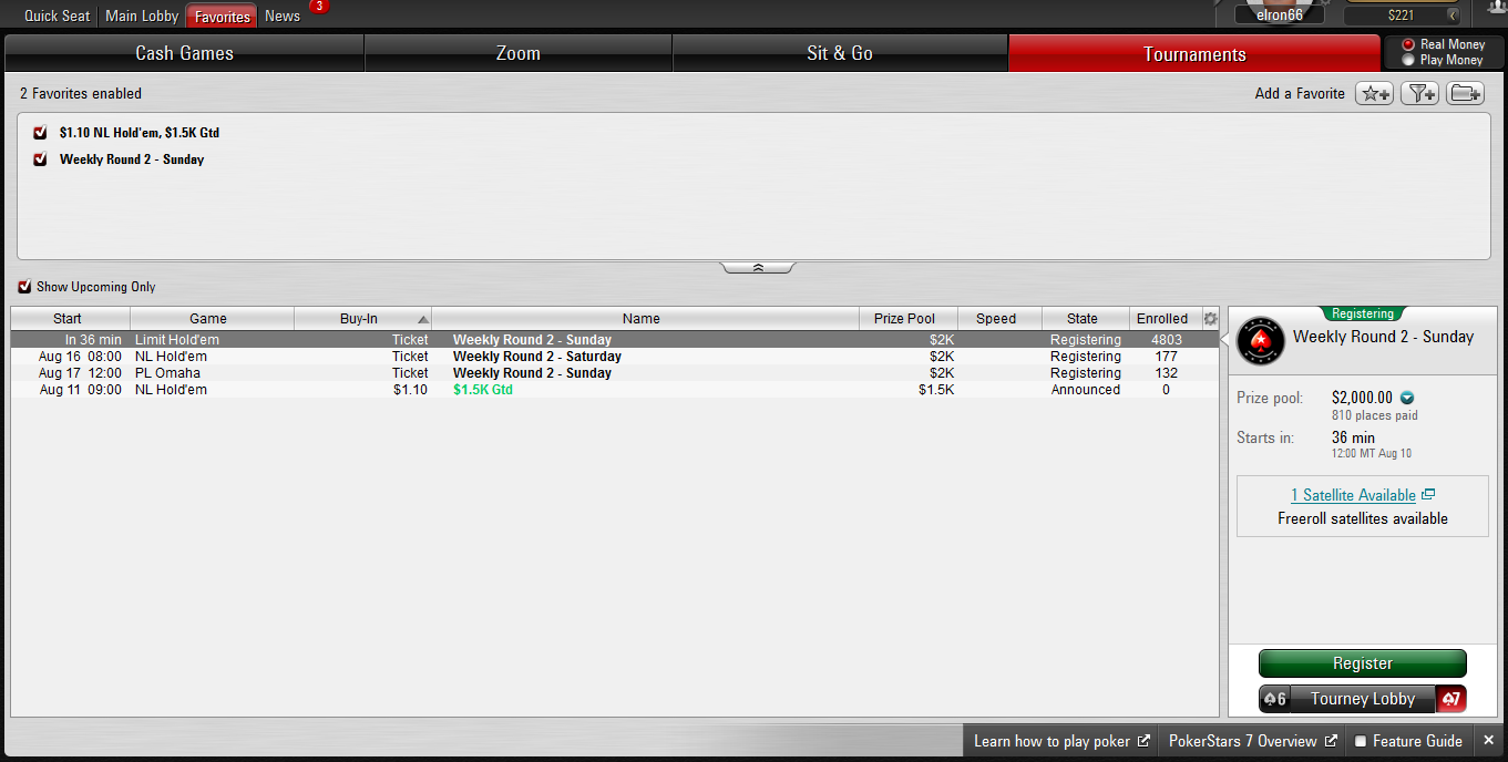 PokerStars 7: A New Look to your Favourite Poker Client 105