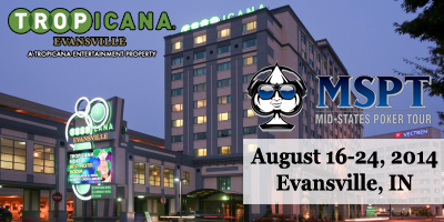Five Things To Do At This Weekend's MSPT Tropicana Evansville 102