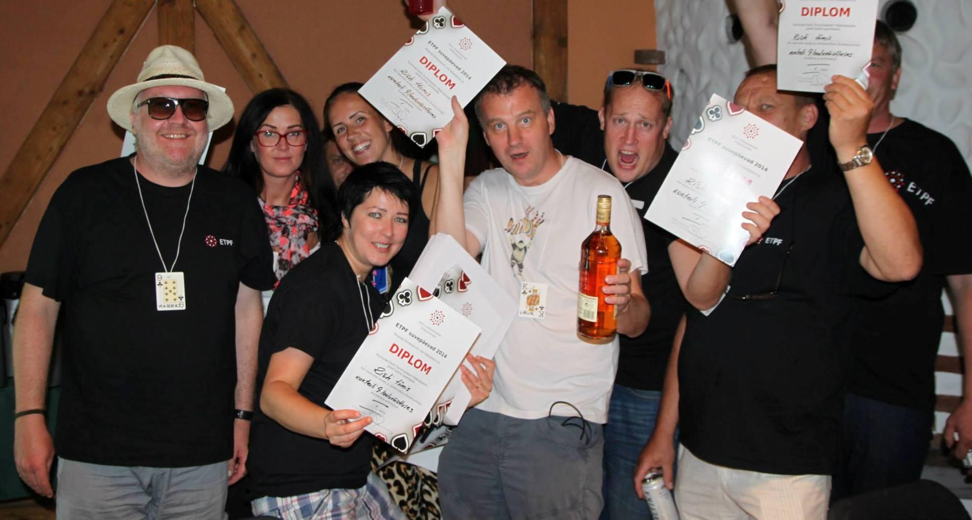 ETPF-i suvepäevade pokkeriturniiri võitis föderatsiooni president Marek Reinaas 103