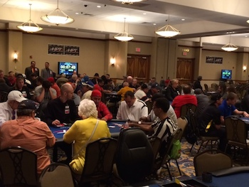 Ameristar casino poker room east chicago