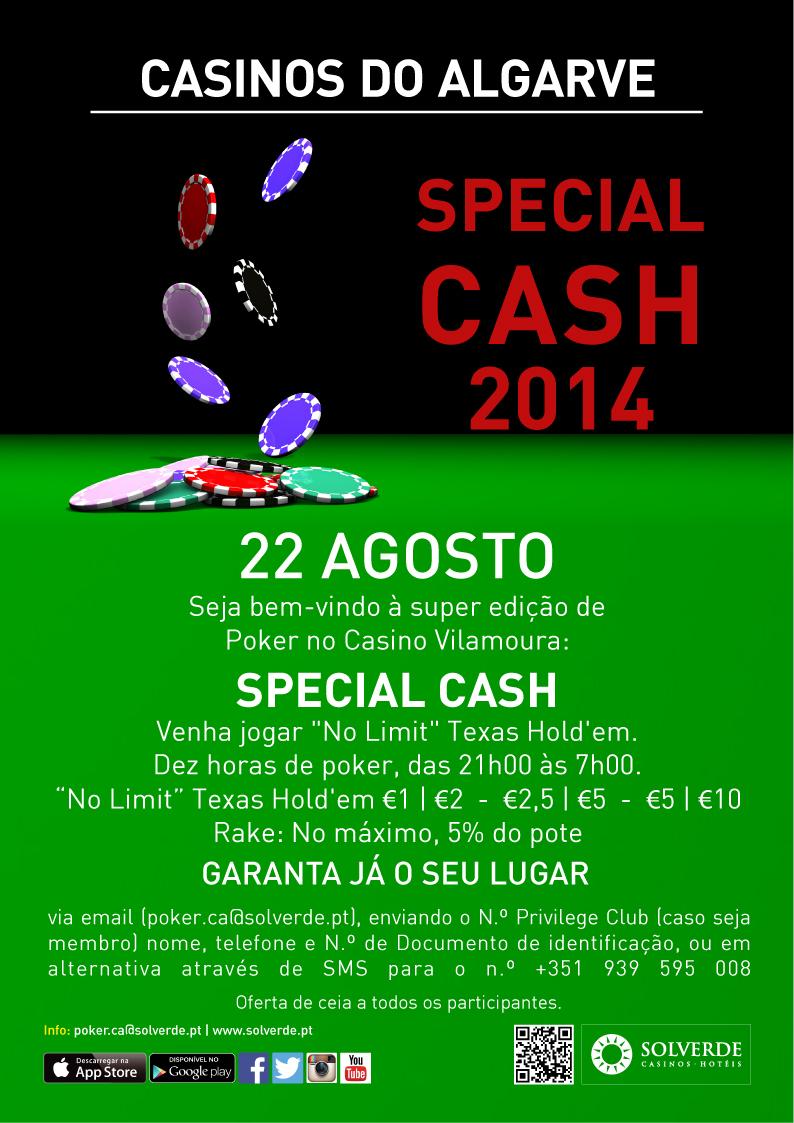 10 Horas de Cash Game Hoje à Noite no Casino de Vilamoura 101