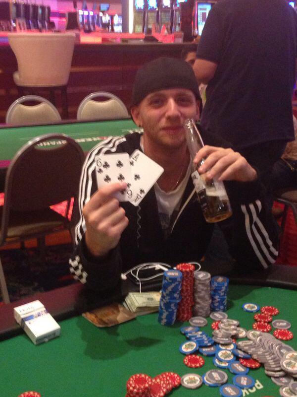 Grand Casino inauguró su sala de póker con gran torneo 102