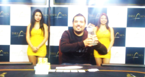 Latin Poker Series Puerto Varas; Sebastian Ruiz Campeón 101
