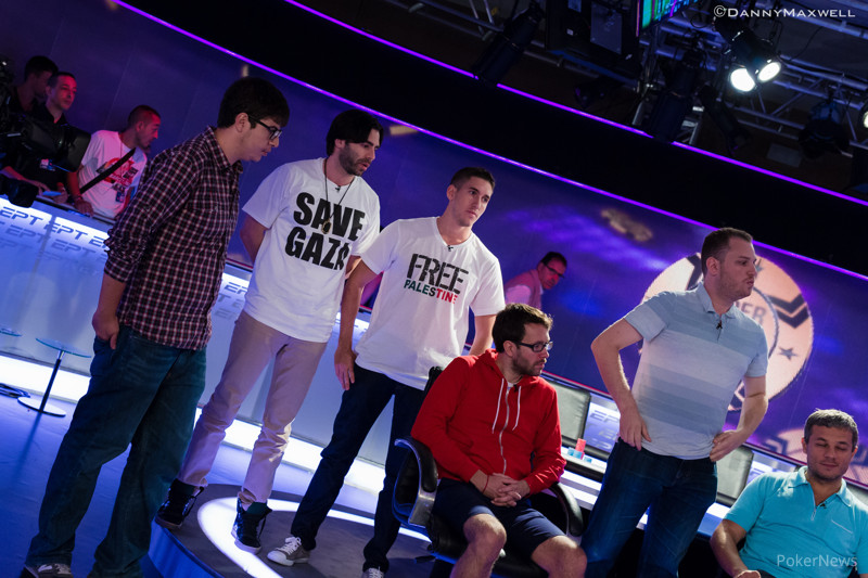 Five Thoughts: Saving T-Shirts, EPT Barcelona, Negreanu vs. High Stakes, and More 101