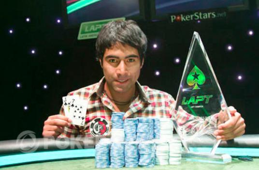 Actualidad del Poker en Chile; ademas conoce al equipo para el torneo de la IFP. 102