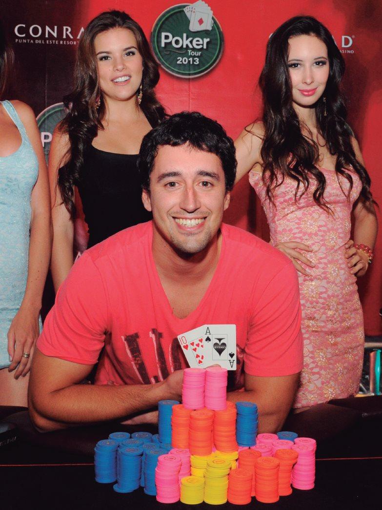 Actualidad del Poker en Chile; ademas conoce al equipo para el torneo de la IFP. 103