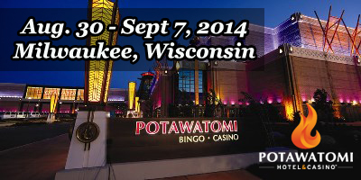 Potawatomi Poker Room Manager Jeff Gemini Talks About This Weekend's MSPT Main Event 101