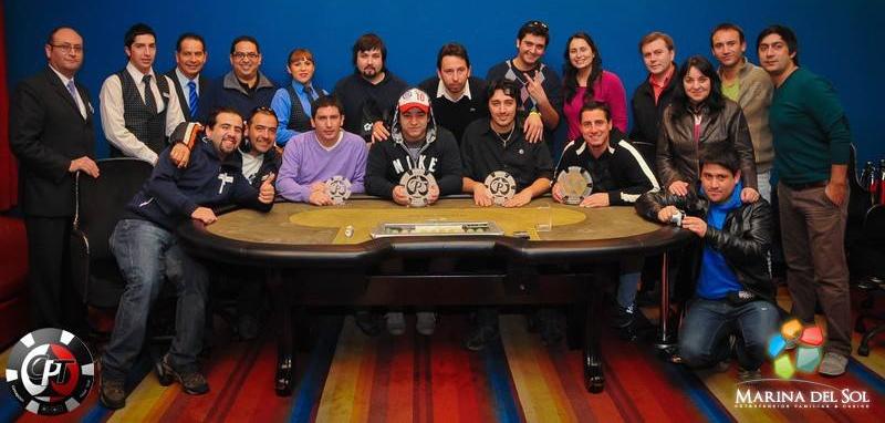 Como jugar Póker en forma legal. 101