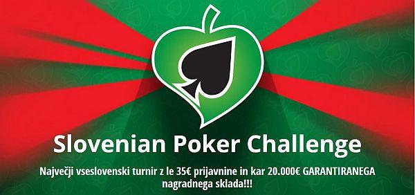 Slovenian Poker Challenge
