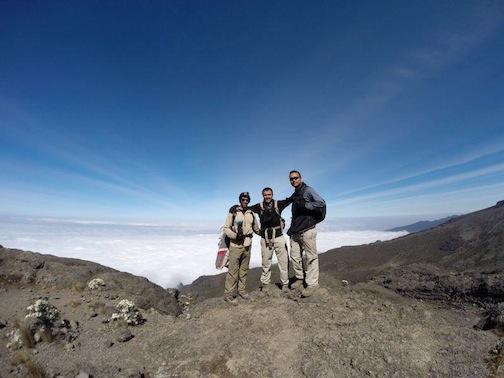 Шэннон Шорр покорил Килиманджаро 103