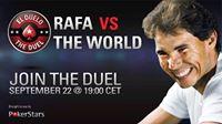 Ronaldo vyzval Nadala k pokerovému duelu 101