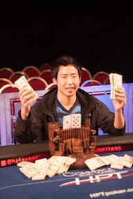Jonathan Chen Wins Heartland Poker Tour Commerce Casino for 9,780 101