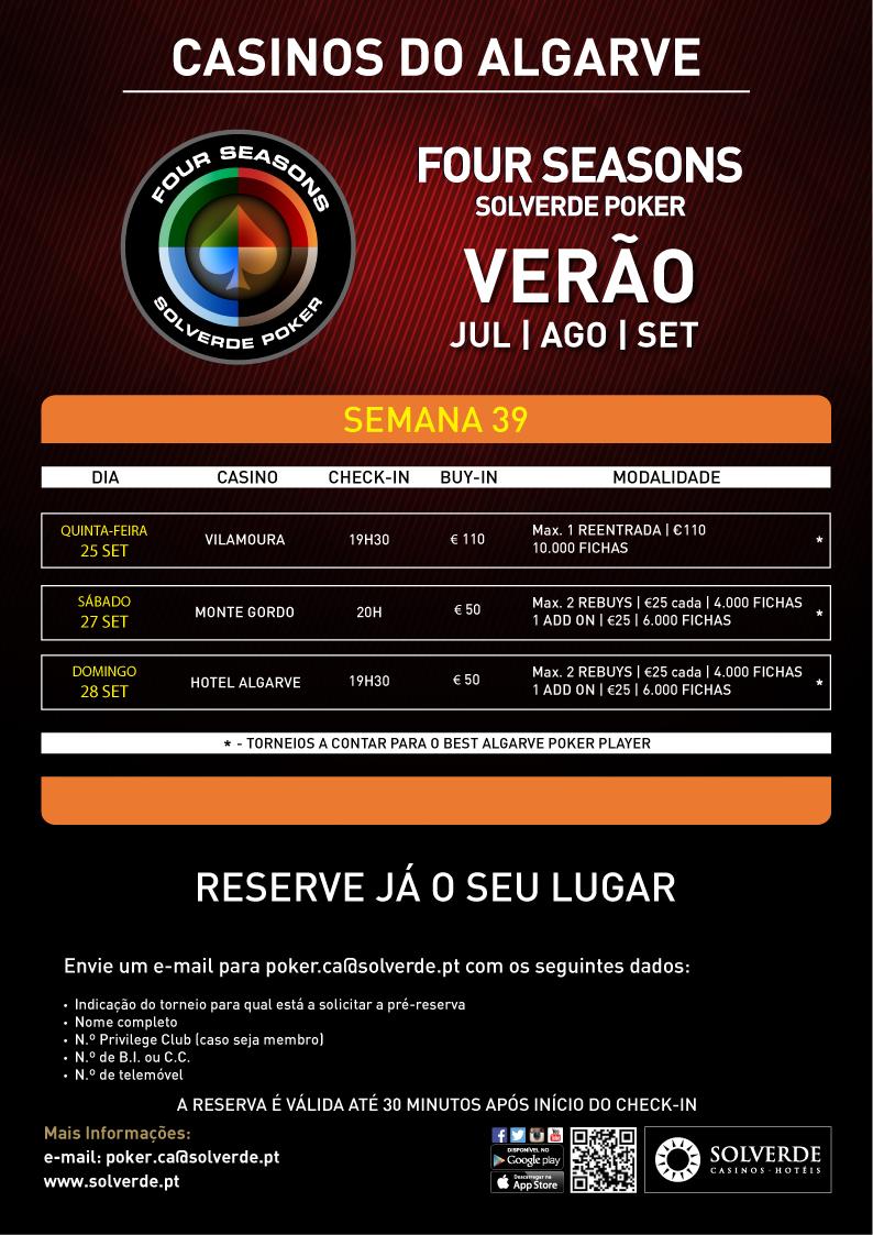 Calendário 39ª Semana do Circuito Four Seasons Algarve 101