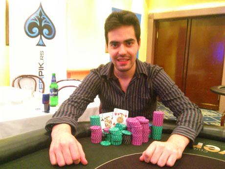 Nenad Pucarević Osvojio Texas Hold'em Poker Turnir u Novom Sadu nakon 5-way dogovora 106