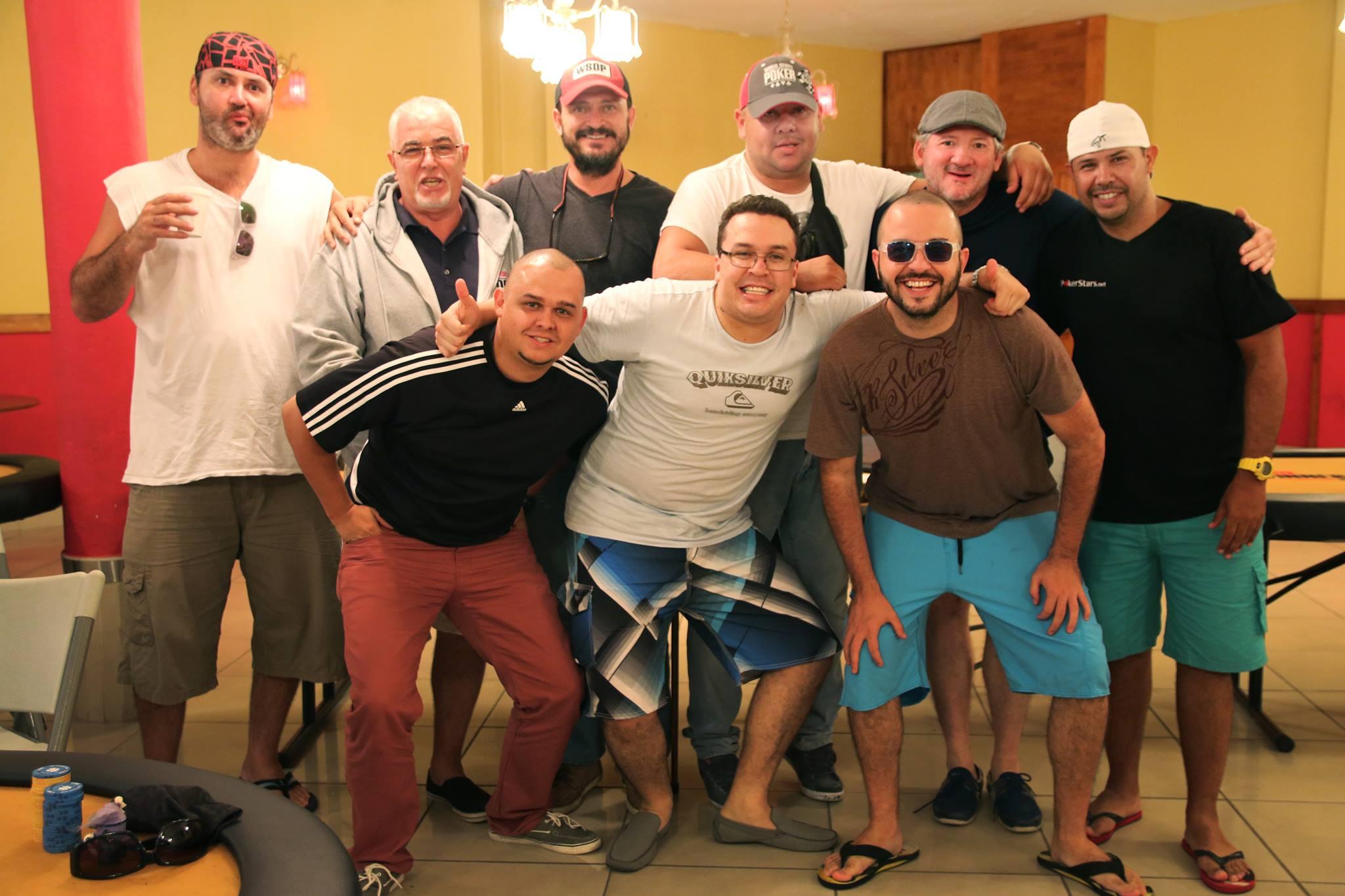 Resumen del Torneo Poker Jacó III 101