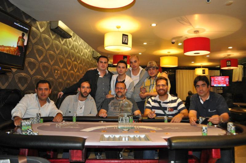 Bluff Poker Festival, Resultados del Micro Festival II 101