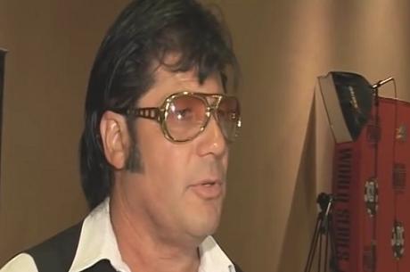 """Spomienková slávnosť WSOP dealera Joe-a """"Elvisa"""" LeVine-a vo Vegas 101"""
