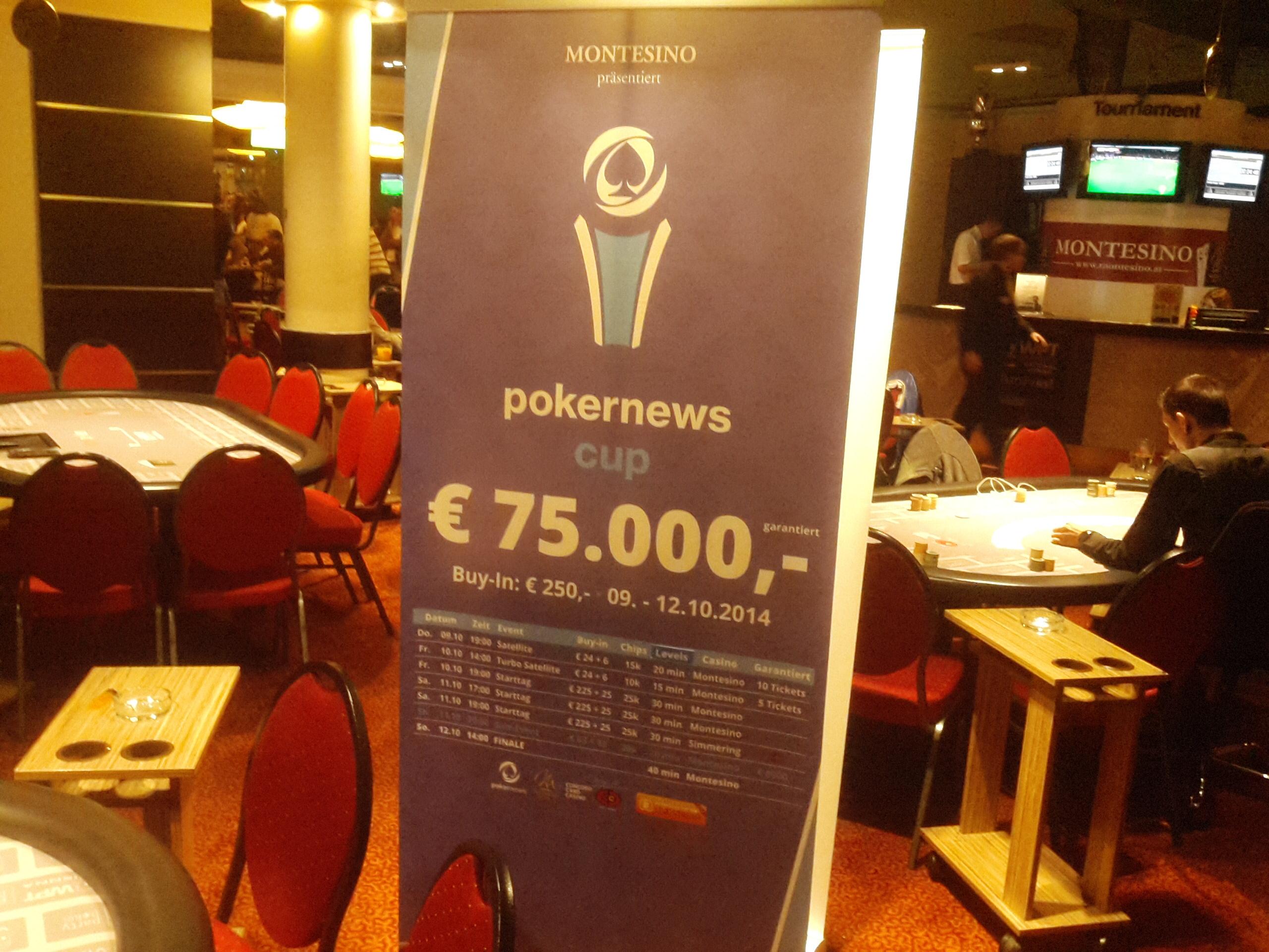 Dnes startuje dlouho očekávaný PokerNews Cup ve Vídni 102