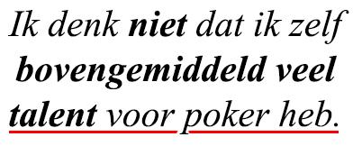 """PokerNews PROfile: Floris """"Flowbow"""" van der Ven wil de beste cashgamer ter wereld worden... 101"""