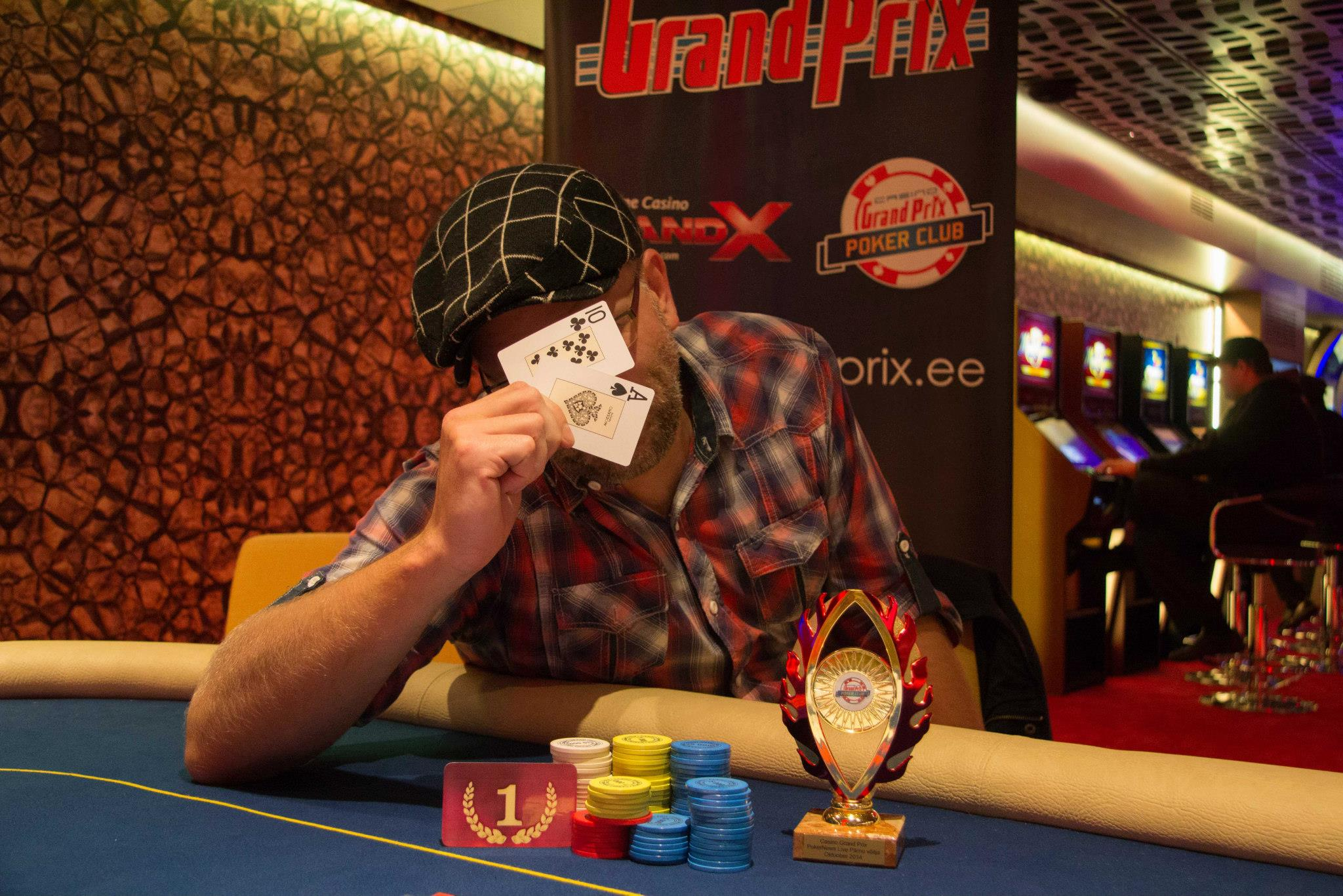 Pokernews Live esikoht saadi Facebookis võidetud piletiga! 101