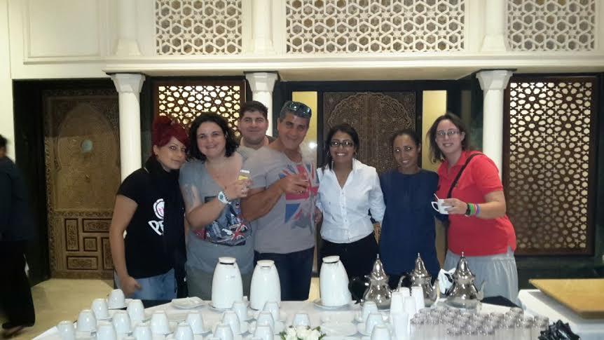 Las seis y una noches del WPT Marrakech 106