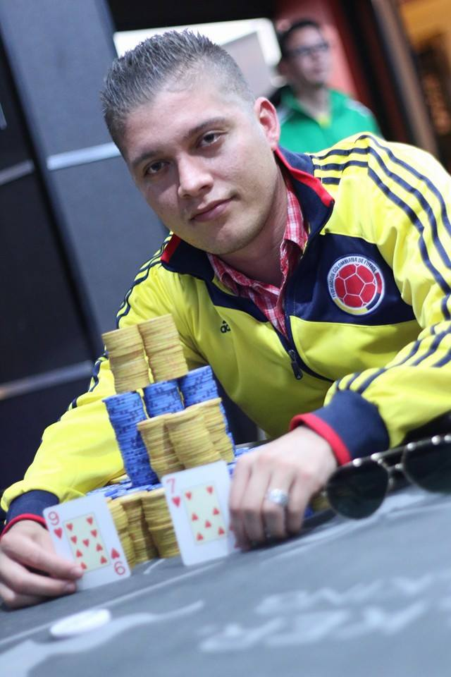"""Carlos Restrepo,""""El Parce"""" es el Campeón del Torneo WC 102"""