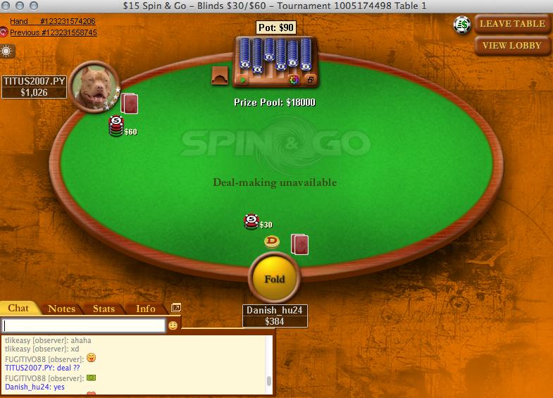Sping & Go's: Quando No Deal, Quer Dizer no Deal! 101