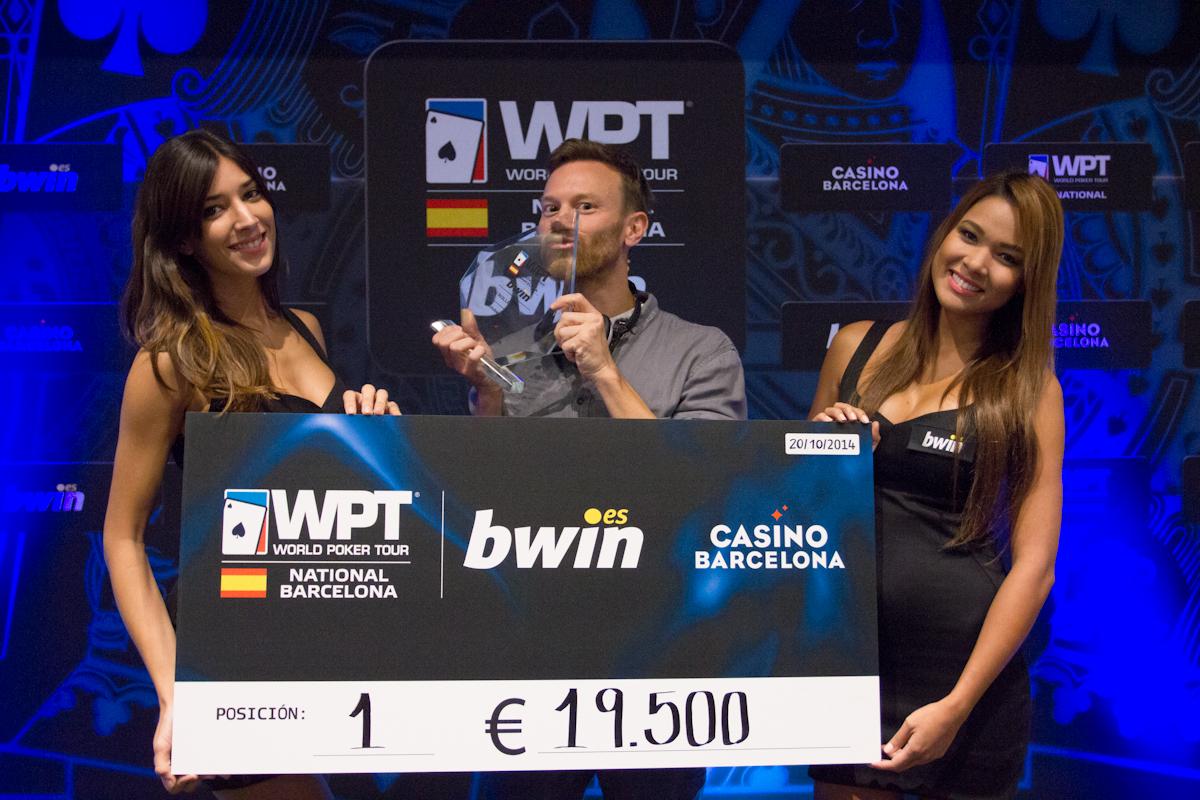 Edu García Freixa se lleva el WPT Barcelona y 50.000€ 101